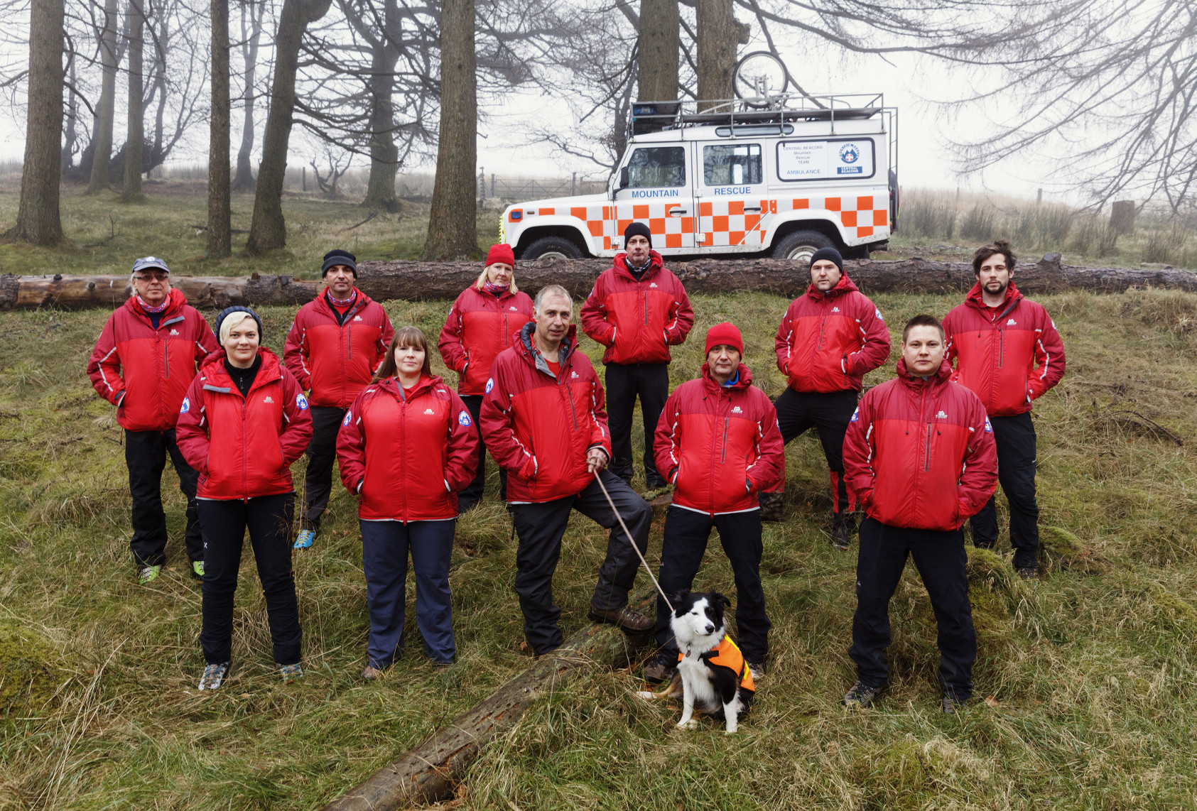 BBC One, Oneness, Mountain Rescue, Brecon Beacons, Photographer: Martin Parr