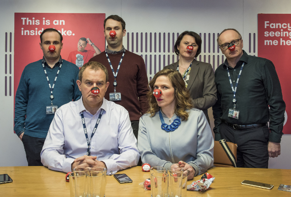 BBC One - W1A does Red Nose Day