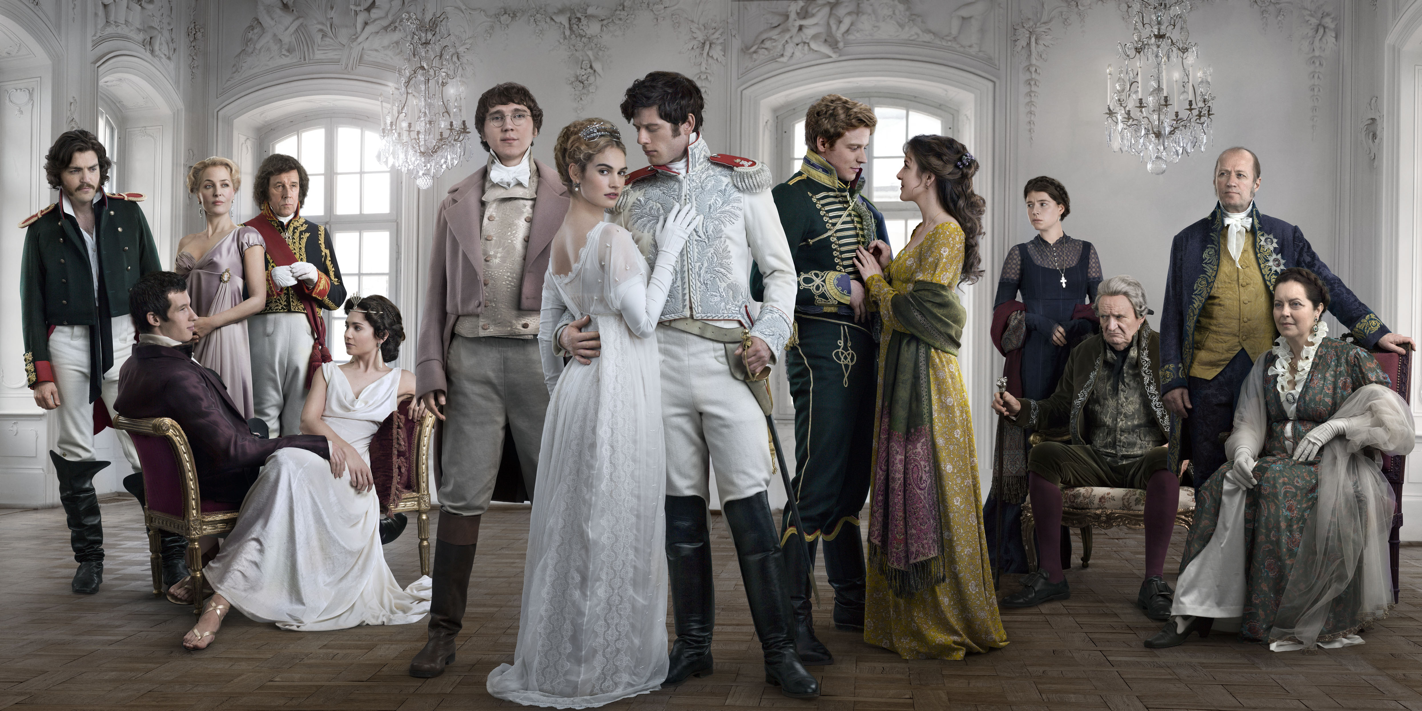 BBC Creative - War & Peace