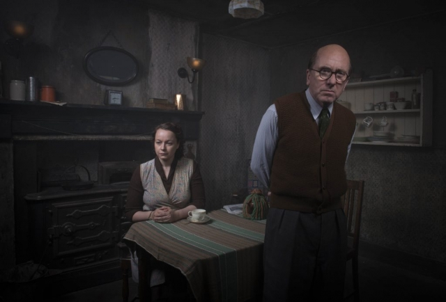 Caption/Description: Programme Name: Rillington Place - TX: n/a - Episode: n/a (No. n/a) - Picture Shows: **FIRST LOOK** Timothy Evans (NICO MIRALLEGRO) - (C) BBC - Photographer: BBC