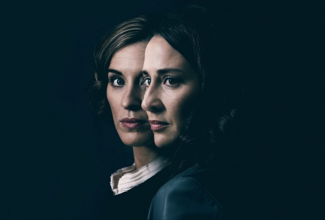 Programme Name: The Replacement - TX: n/a - Episode: n/a (No. n/a) - Picture Shows: Paula (VICKY McCLURE), Ellen (MORVEN CHRISTI