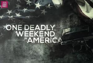 BBC Creative - Deadly Weekend