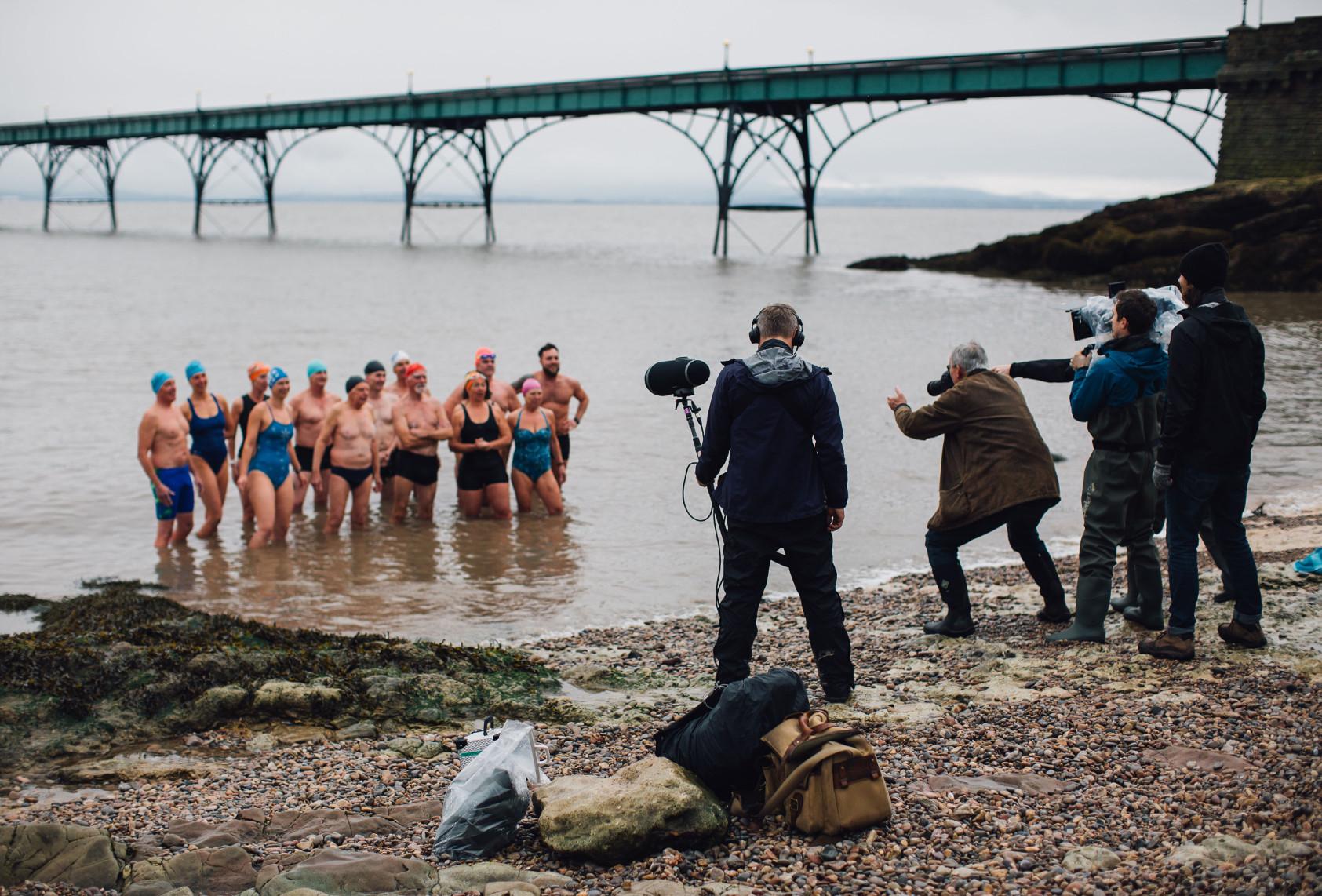 BBC Oneness - Swimmers, Photographer: POLLY ALDERTON