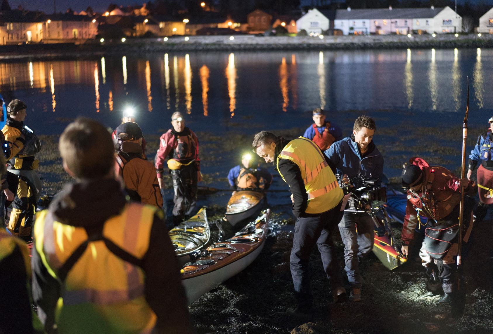 BBC Oneness - Sea Kayakers, Photographer: MYRID CARTEN