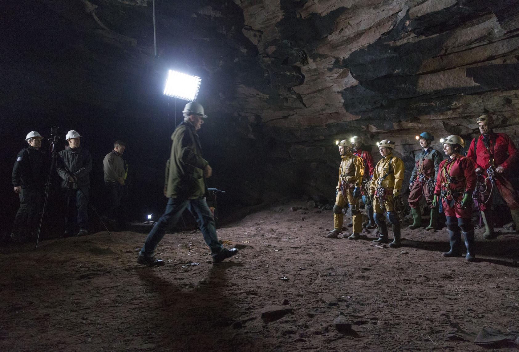 BBC Oneness - Cavers, Photographer: DOUGLAS MCCAFFREY