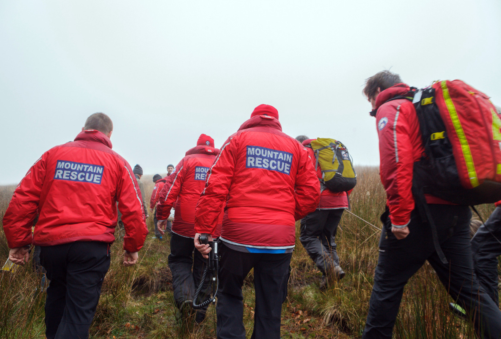 BBC Oneness - Mountain Rescue, Photograph