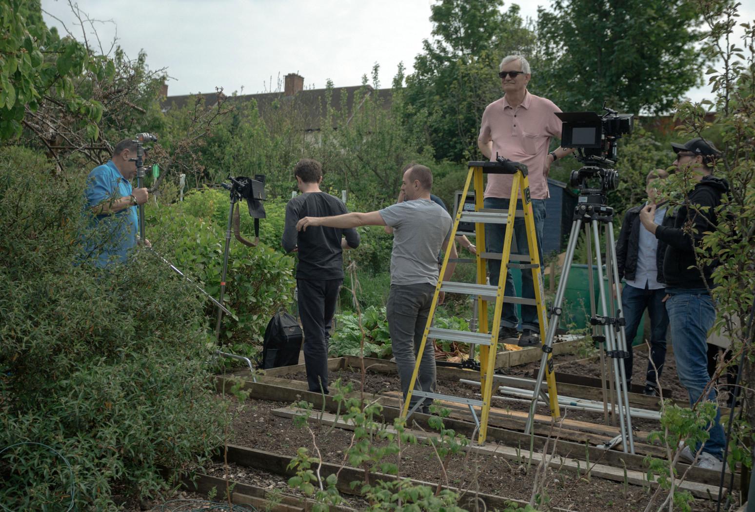 BBC Oneness - Allotment, Smethwick, Photographer: MILO LETHORN