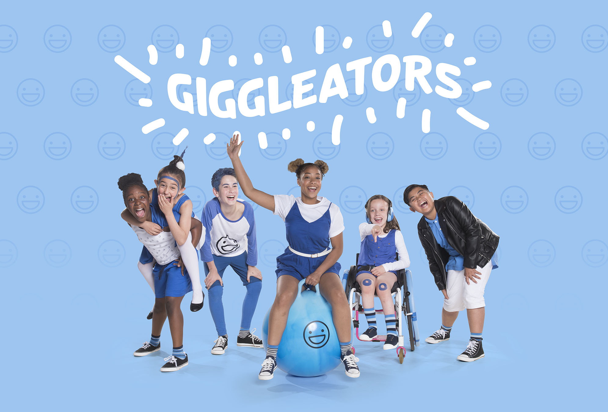 BBC Creative - CBBC Tribes - Giggleators
