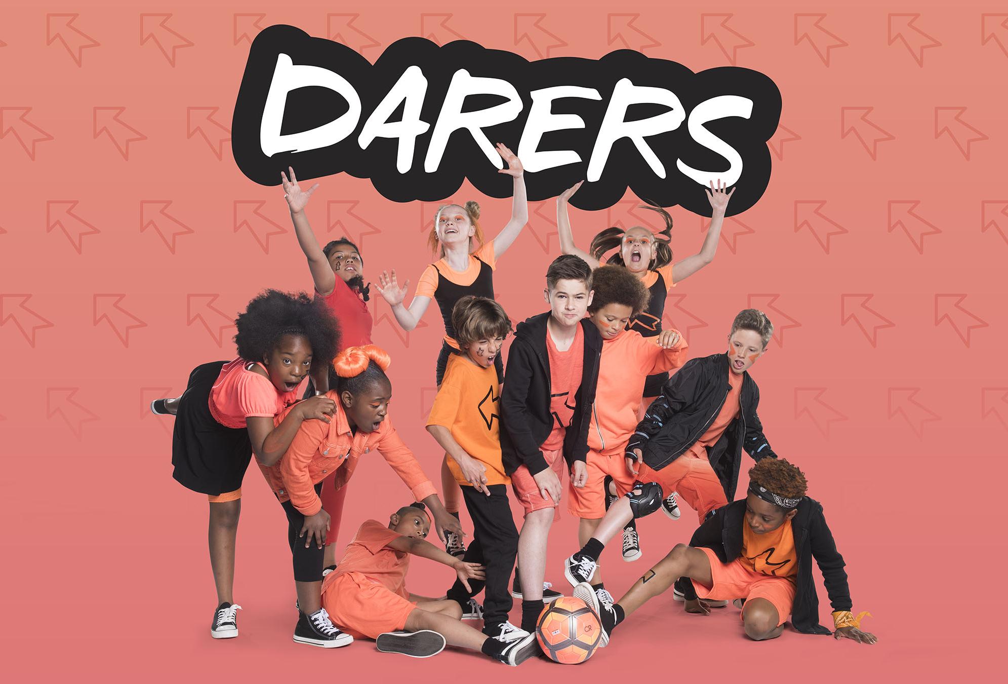 BBC Creative - CBBC Tribes - Darers
