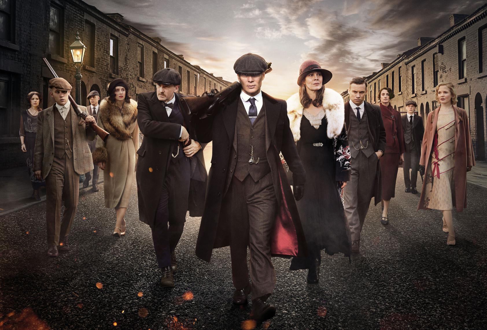 BBC Two - Peaky Blinders