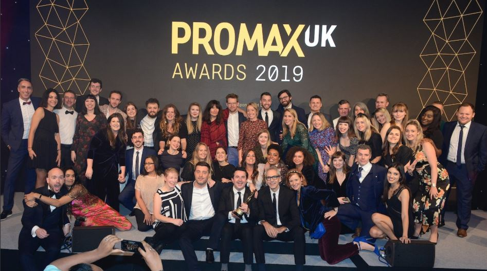 BBC Wins Big at Promax 2019