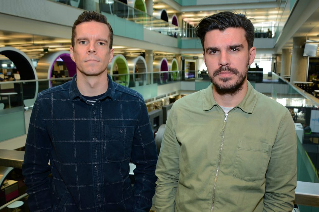 McCann Manchester duo head up BBC Creative in North