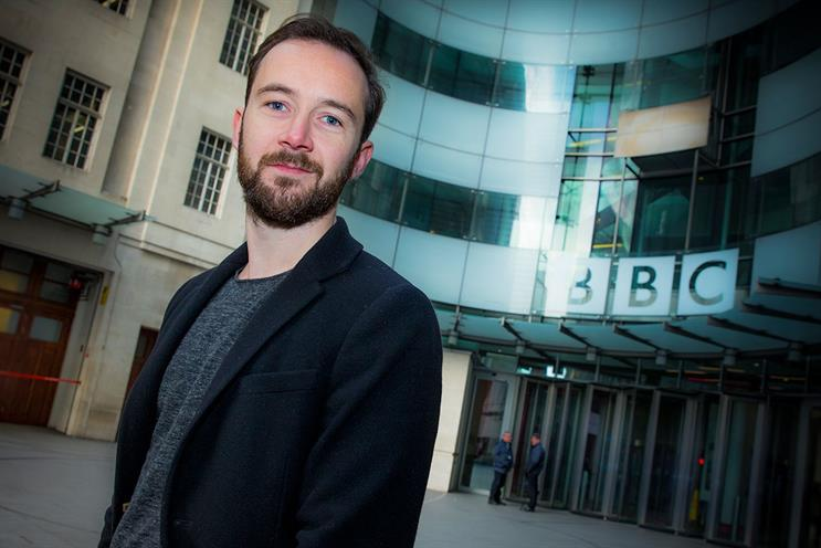 Grey's Michael Lean joins BBC Creative as planning chief