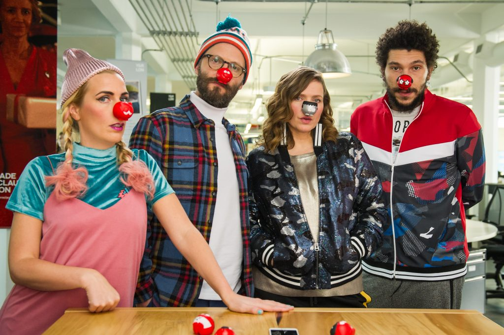 BBC releases W1A special for Red Nose Day