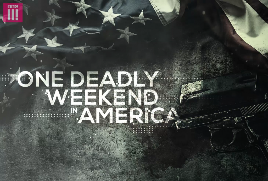 BBC Three to live blog 2015 deadly gun crime weekend in channel's first Twitter takeover