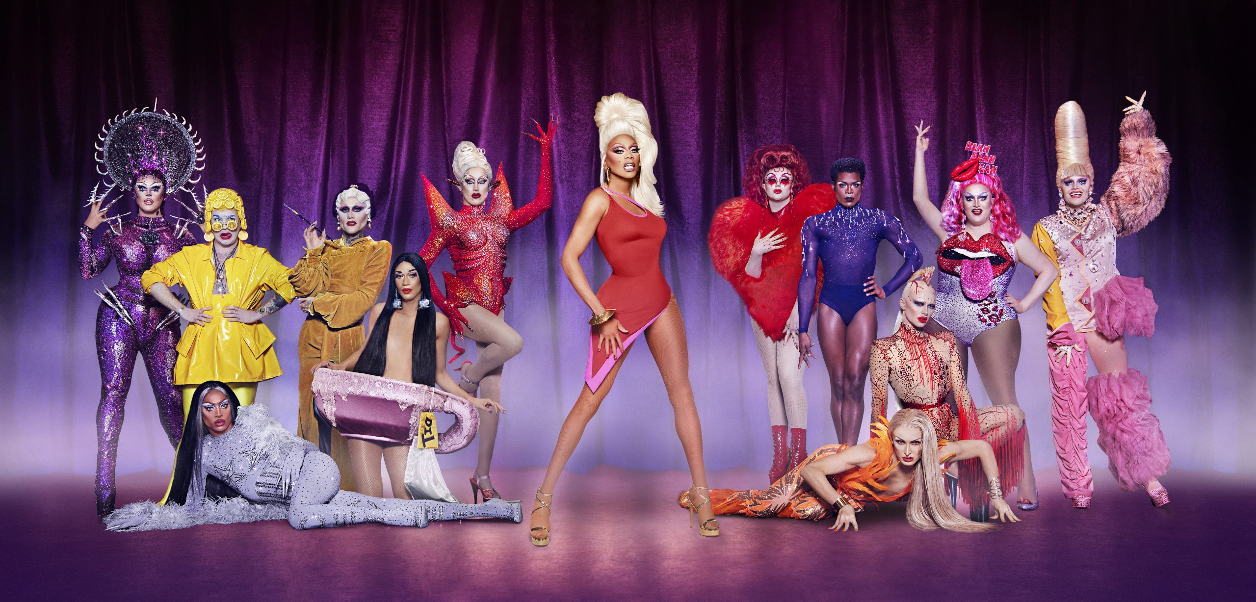 Ru Paul's Drag Race UK