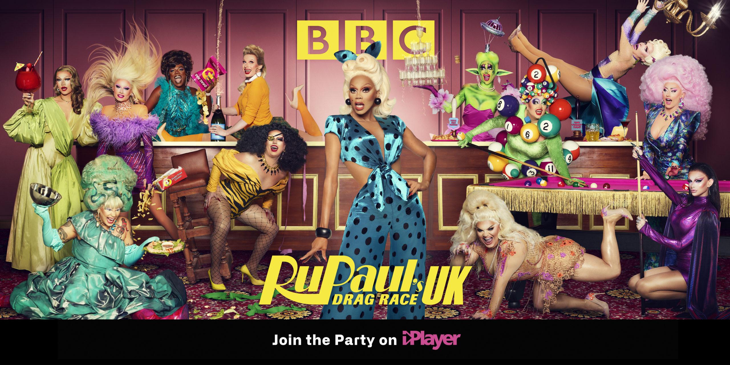 Ru Paul's Drag Race UK Season 3
